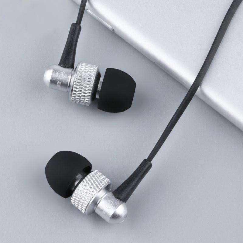 ενσύρματα ακουστικά awei ES-390i γκρί