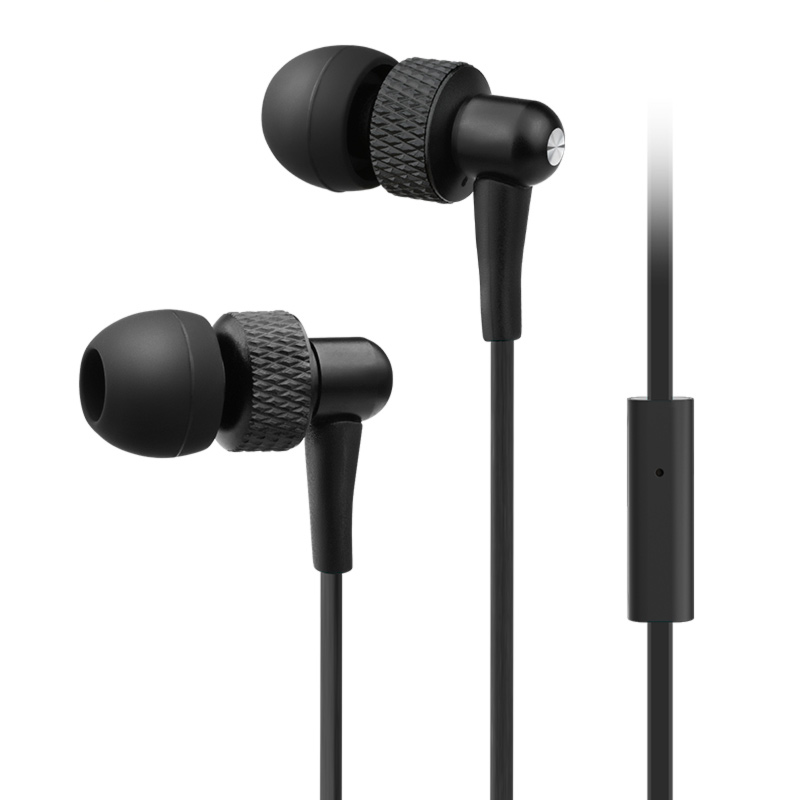 ενσύρματα ακουστικά awei ES-390i μαύρο