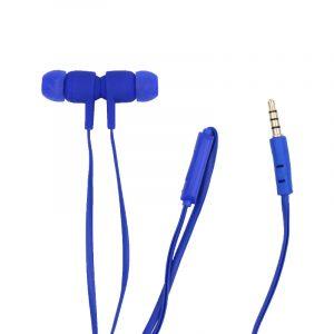 karler bass 201 ενσύρματα ακουστικά μπλε