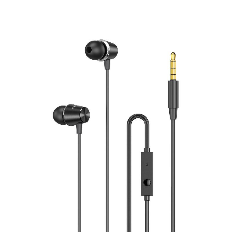 ενσύρματα ακουστικά awei PC2 μαύρα