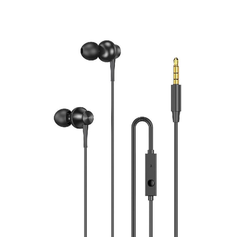 ενσύρματα ακουστικά awei PC1 μαύρα