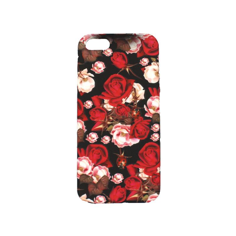 Θήκη Floral iPhone 5 / 5S / SE