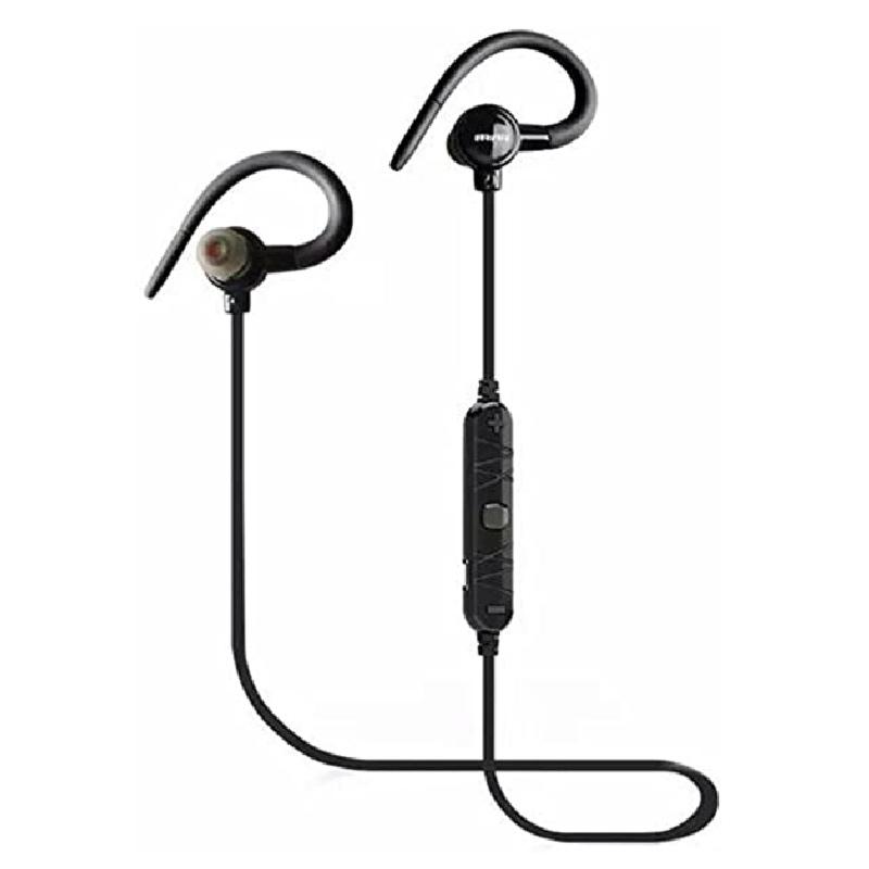 awei ασύρματα ακουστικά μαύρα