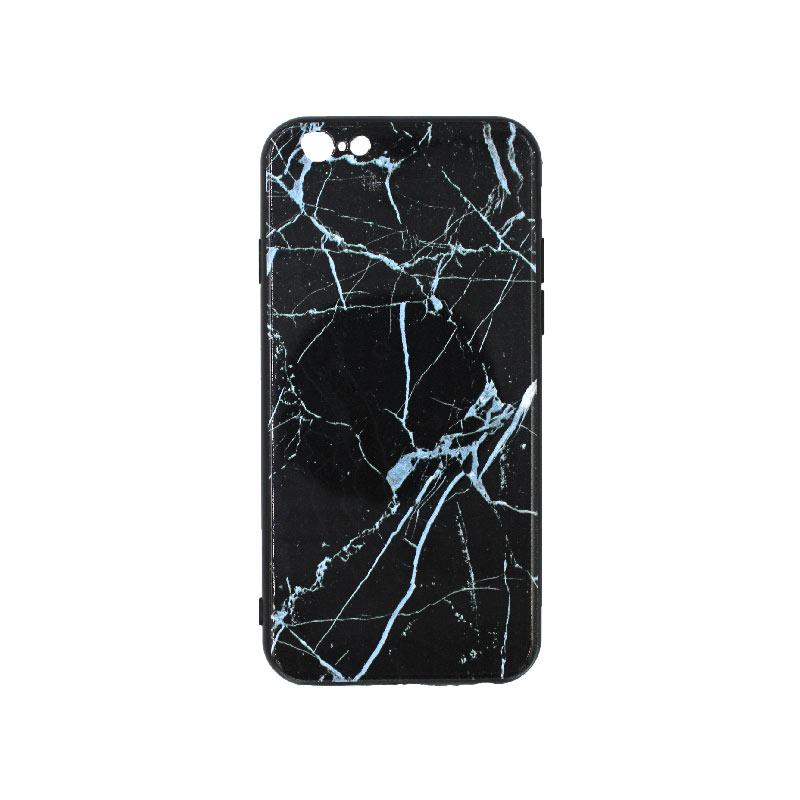 θήκη iphone 6 μάρμαρο μπλε