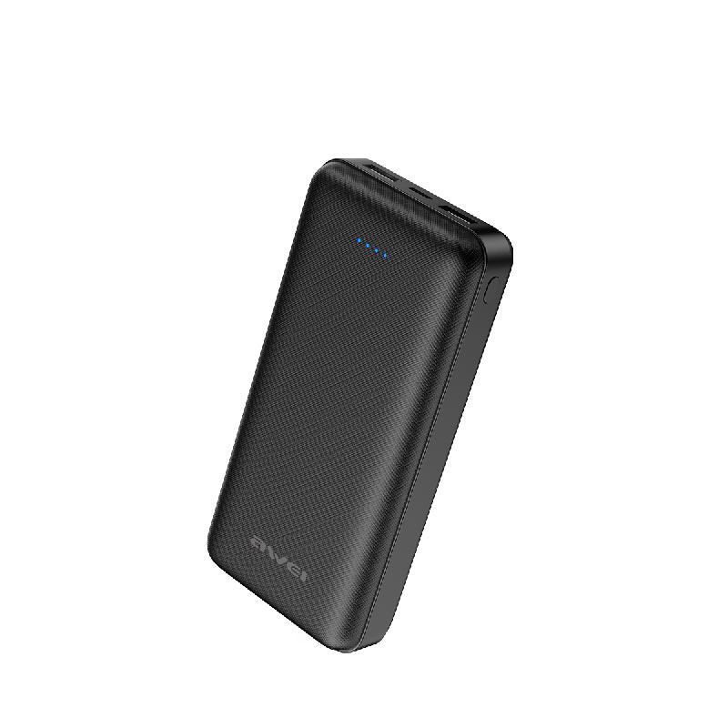 Awei Power Bank P47K 2000mAh Μαύρο 1