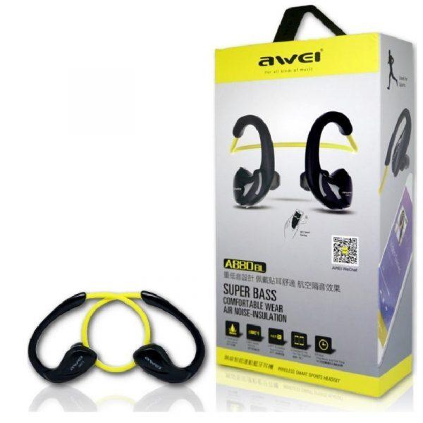 awei ασύρματα αδιάβροχα ακουστικά