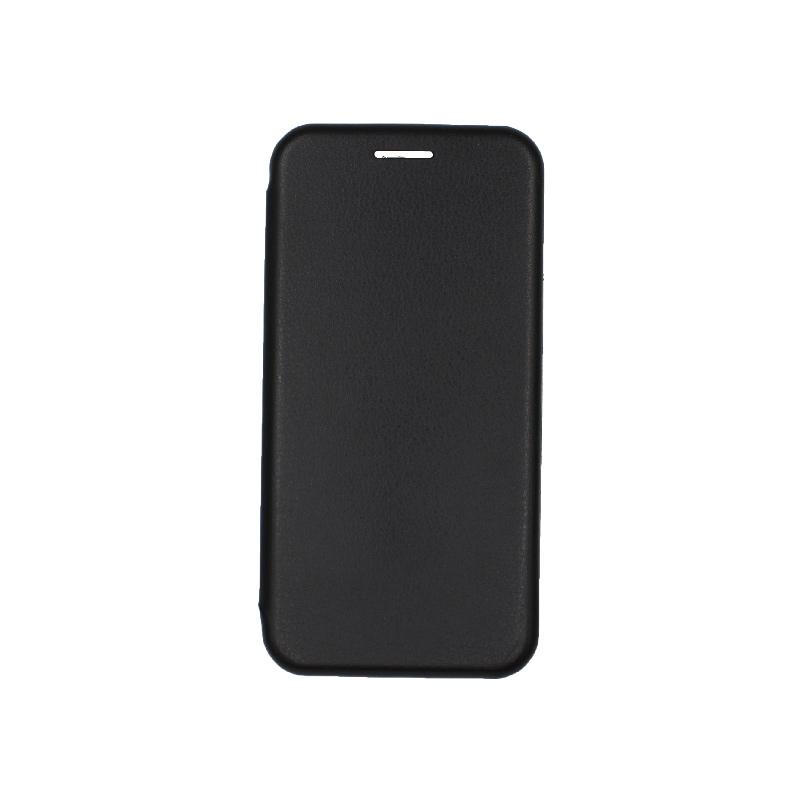 θήκη iphone 5 πορτοφόλι μαύρο 1