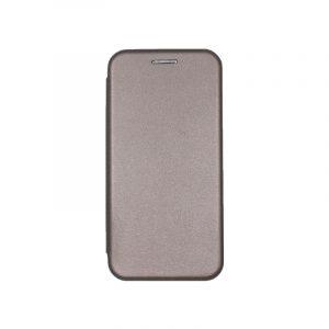 θήκη iphone 5 πορτοφόλι γκρι 1