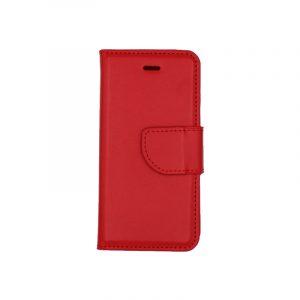 θήκη iphone 5 πορτοφόλι με λουράκι κόκκινο 1