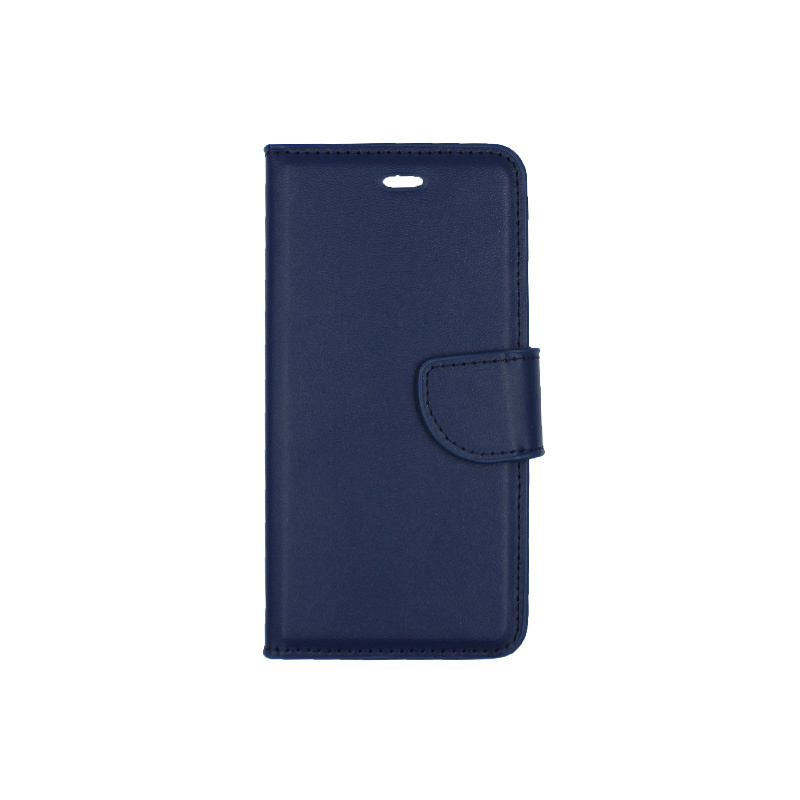 θήκη iphone 6 πορτοφόλι με λουράκι dark blue 1