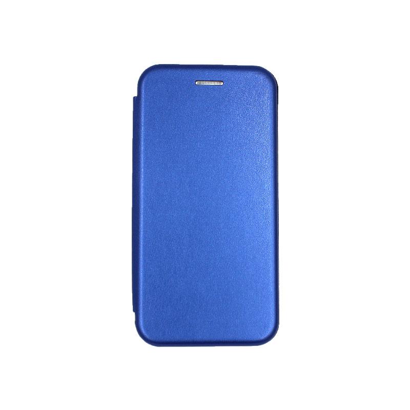 θήκη iphone 6 πορτοφόλι μπλε 1