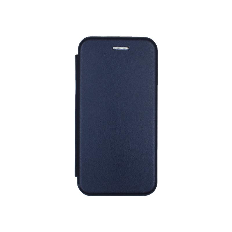 θήκη iphone 6 πορτοφόλι dark blue 1