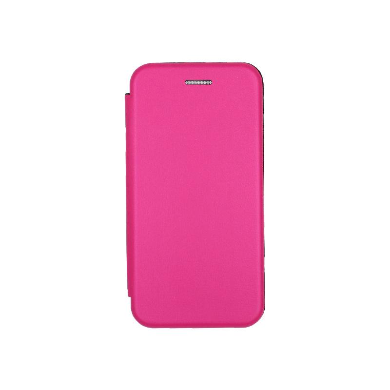 θήκη iphone 6 πορτοφόλι φούξια 1