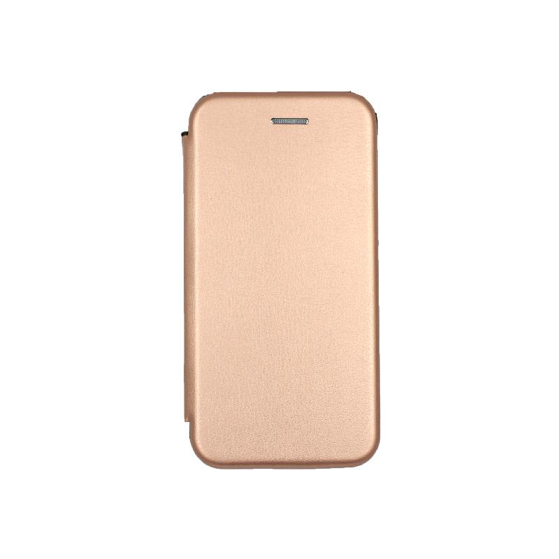 θήκη iphone 6 πορτοφόλι rose gold 1