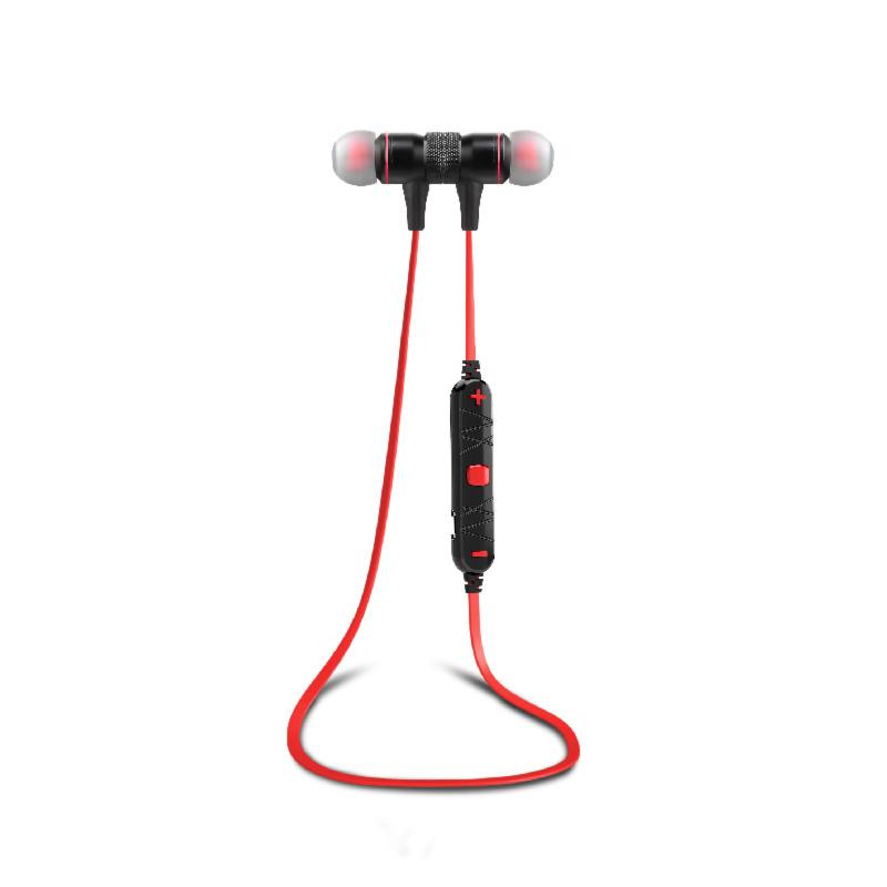 awei A920BL ασύρματα αδιάβροχα ακουστικά κόκκινο