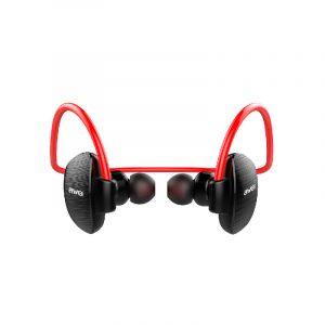 awei ασύρματα αδιάβροχα ακουστικά κόκκινα