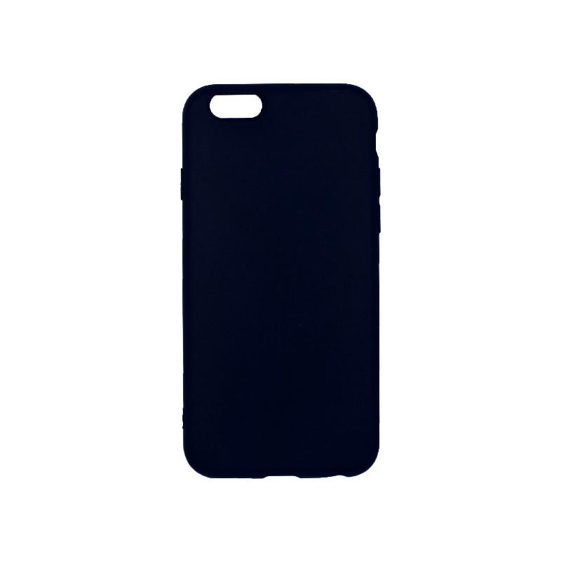 θήκη iphone 6 σιλικόνη dark blue