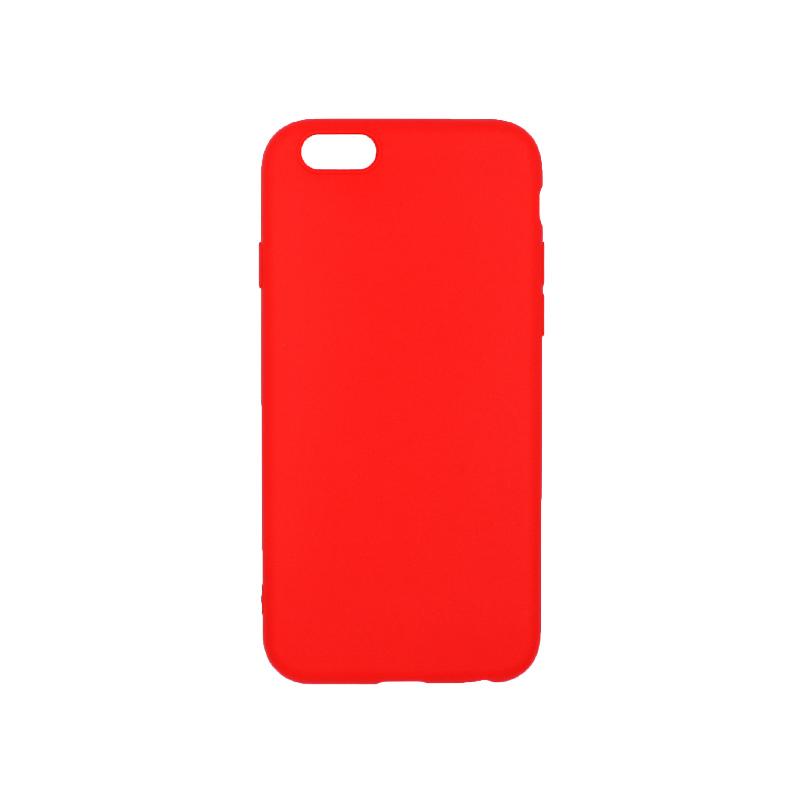 θήκη iphone 6 σιλικόνη κόκκινο