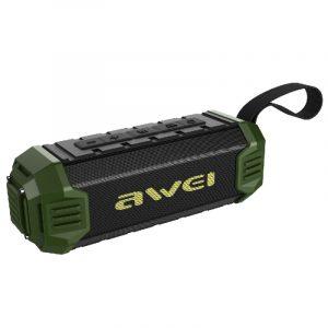 awei y280 ασύρματο φορητό ηχείο πράσινο