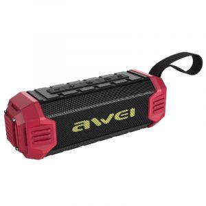 awei y280 ασύρματο φορητό ηχείο κόκκινο