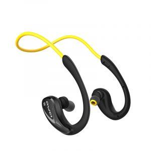 awei ασύρματα αδιάβροχα ακουστικά κίτρινα