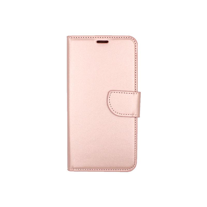 Θήκη iPhone 11 Pro Max Wallet απαλό ροζ 1