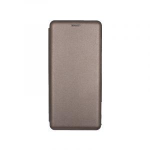 Θήκη Samsung Galaxy A70 / A70S Πορτοφόλι με Μαγνητικό Κλείσιμο γκρι 1