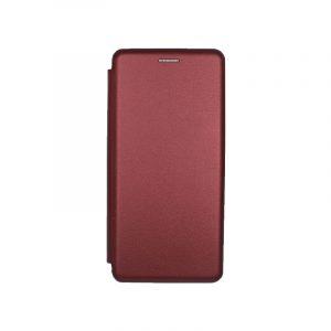Θήκη Samsung A51 Πορτοφόλι Με Μαγνητικό Κλείσιμο μπορντό 1