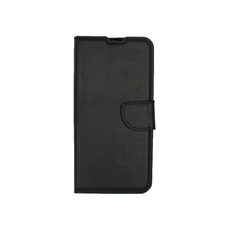 Θήκη Samsung A50,A30s και Α50s wallet μαύρο 1