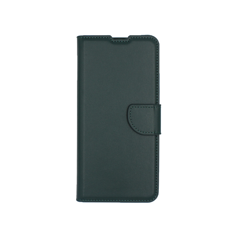 Θήκη samsung A71 Wallet πράσινο 1