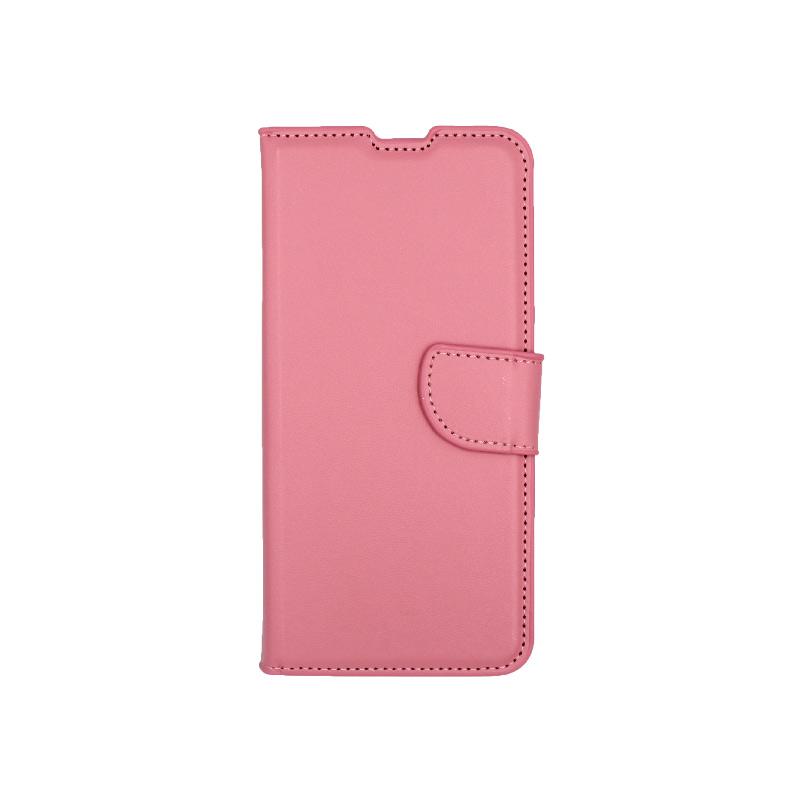 Θήκη Samsung A51 Wallet ροζ 1