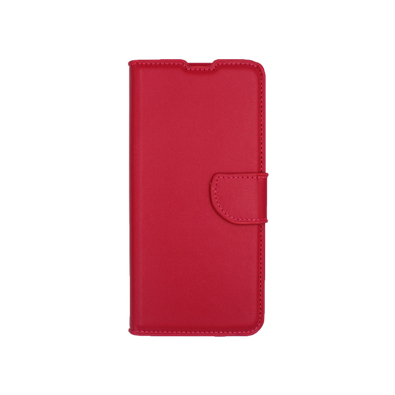 Θήκη Samsung A51 Wallet κόκκινο 1