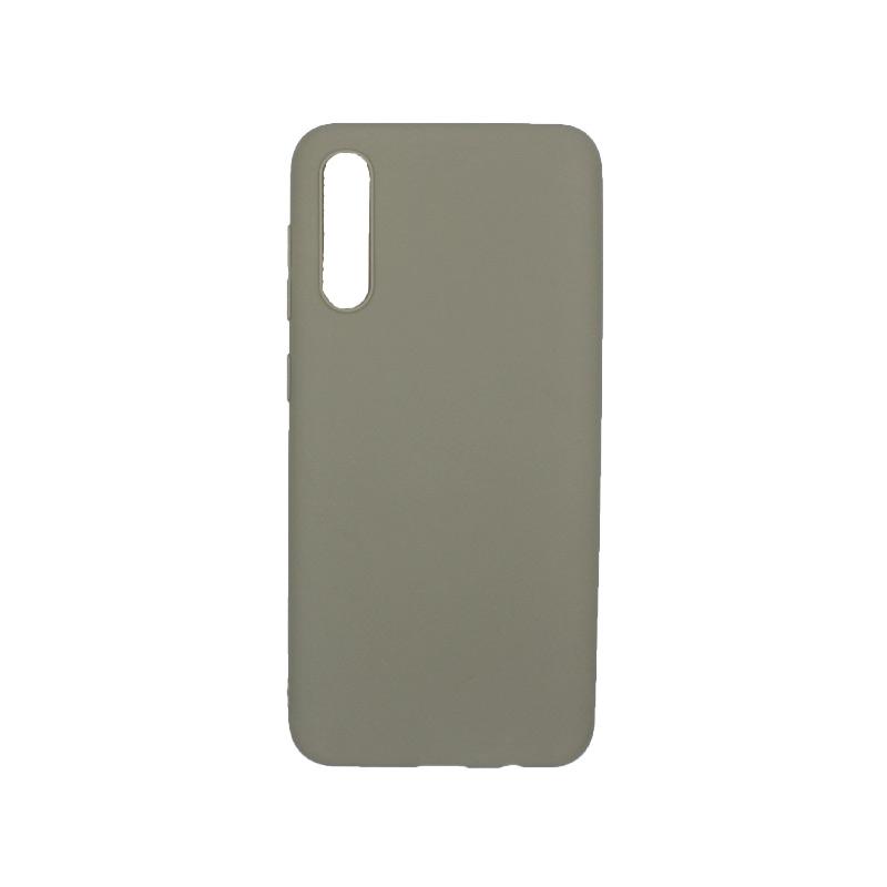 Θήκη Samsung A50 / A30S / A50S Σιλικόνη γκρι