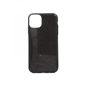 θήκη iphone 11 / 11 pro glitter μαύρο