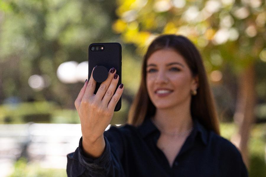 Θήκη iPhone 7 Plus / 8 Plus με Popsocket διαφημιστικό 1