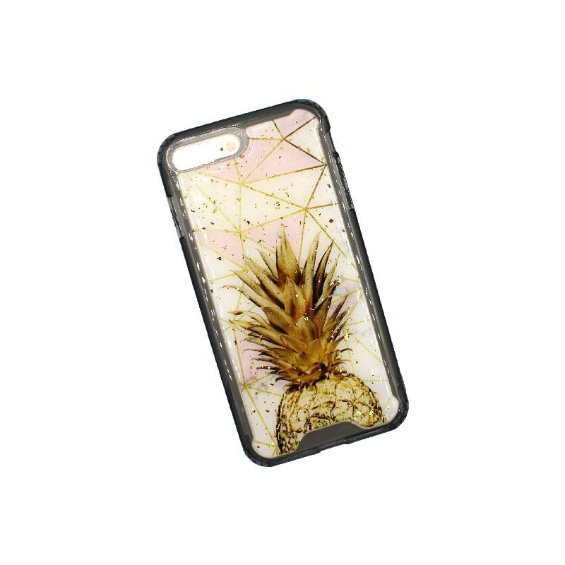 θήκη iPhone 7 / 8 σιλικόνη pineapple 2