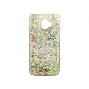 Θήκη Samsung Galaxy J2 Pro Liquid Glitter πολύχρωμο 1