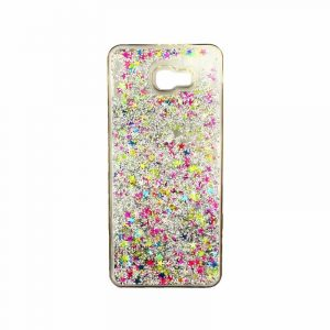Θήκη Samsung Galaxy J4 Plus Liquid Glitter πολύχρωμο 1