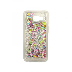 Θήκη Samsung Galaxy A3 2016 Liquid Glitter πολύχρωμο 1