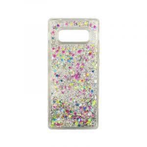 Θήκη Samsung Galaxy Note 8 Liquid Glitter πολύχρωμο 1
