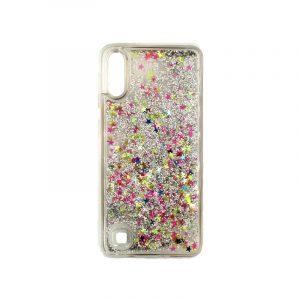 Samsung Galaxy A10 / M10 Liquid Glitter πολύχρωμο 1