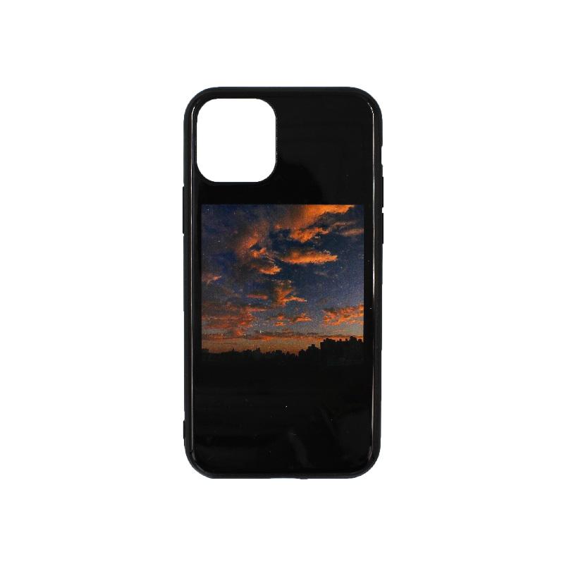 θήκη iPhone 11 pro σιλικόνη sky 1