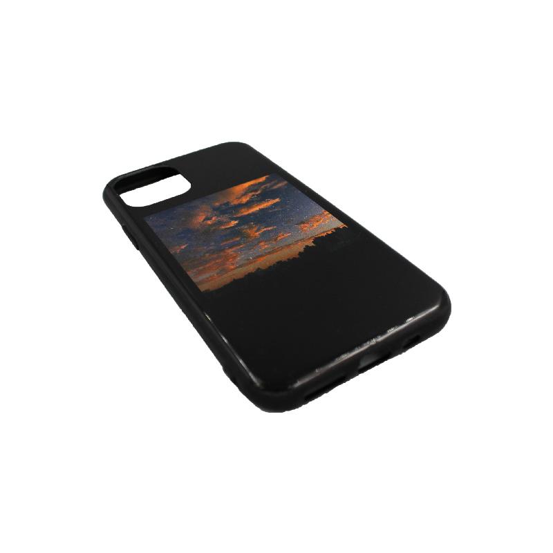 θήκη iPhone 11 pro σιλικόνη sky 3