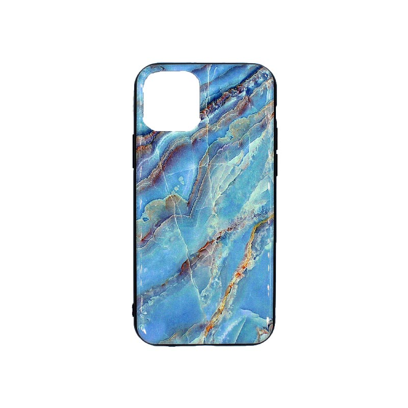 θήκη iphone 11 pro εμπριμέ μπλε 1