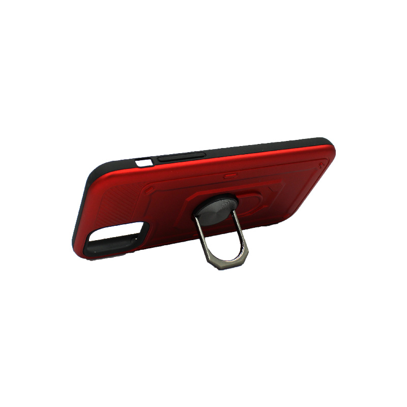 θήκη iphone 11 / 11 Pro σιλικόνη popsocket κόκκινο 3