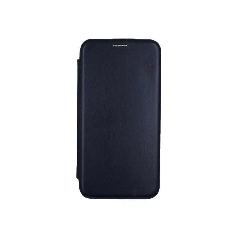 θήκη iphone 11 pro πορτοφόλι dark blue 1