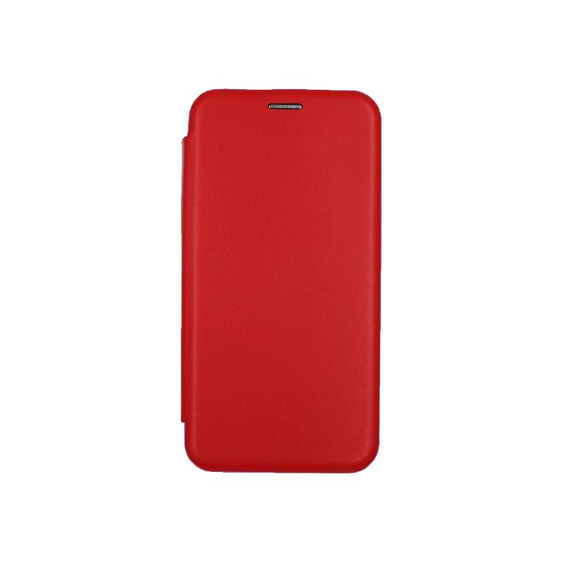 θήκη iphone 11 pro πορτοφόλι κόκκινο 1