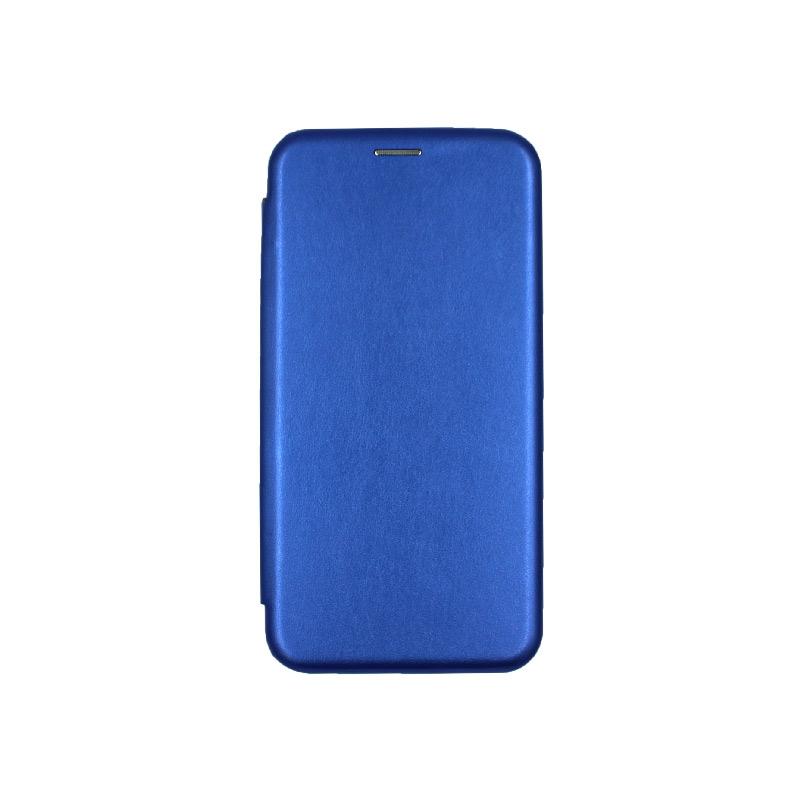 θήκη iphone 11 pro max πορτοφόλι μπλε 1
