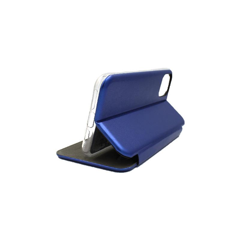 θήκη iphone 11 pro πορτοφόλι μπλε 5