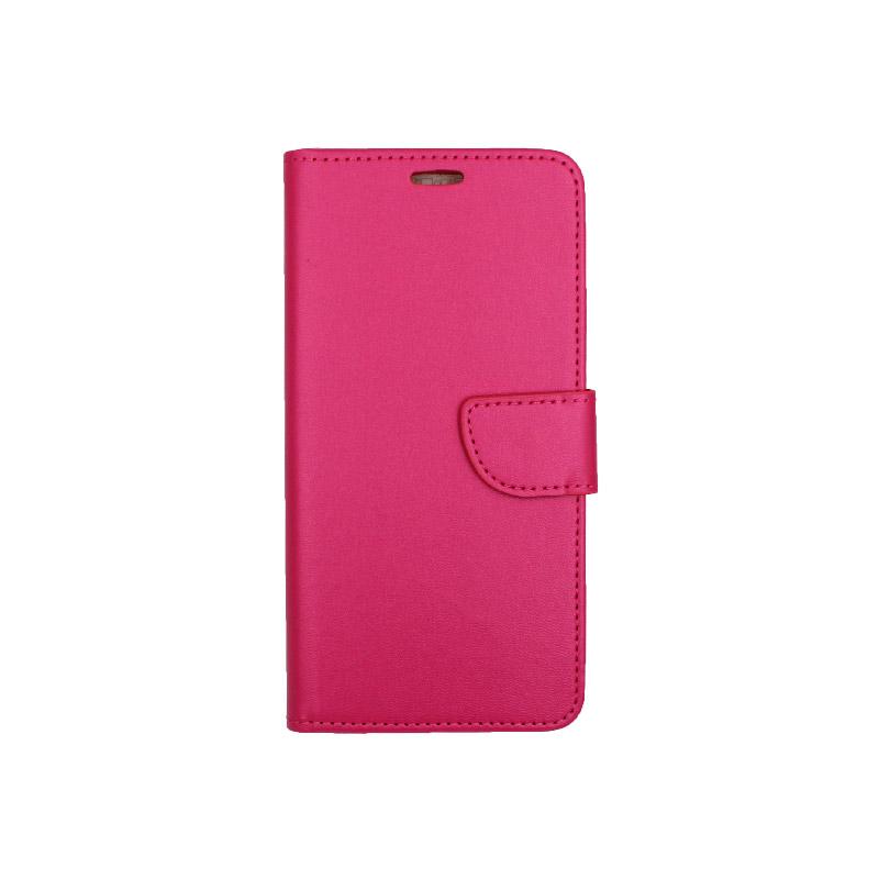 Θήκη Samsung Galaxy A10 / M10 Wallet φουξ 1